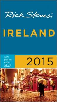 best ireland travel guide book, Rick Steves Ireland 2015