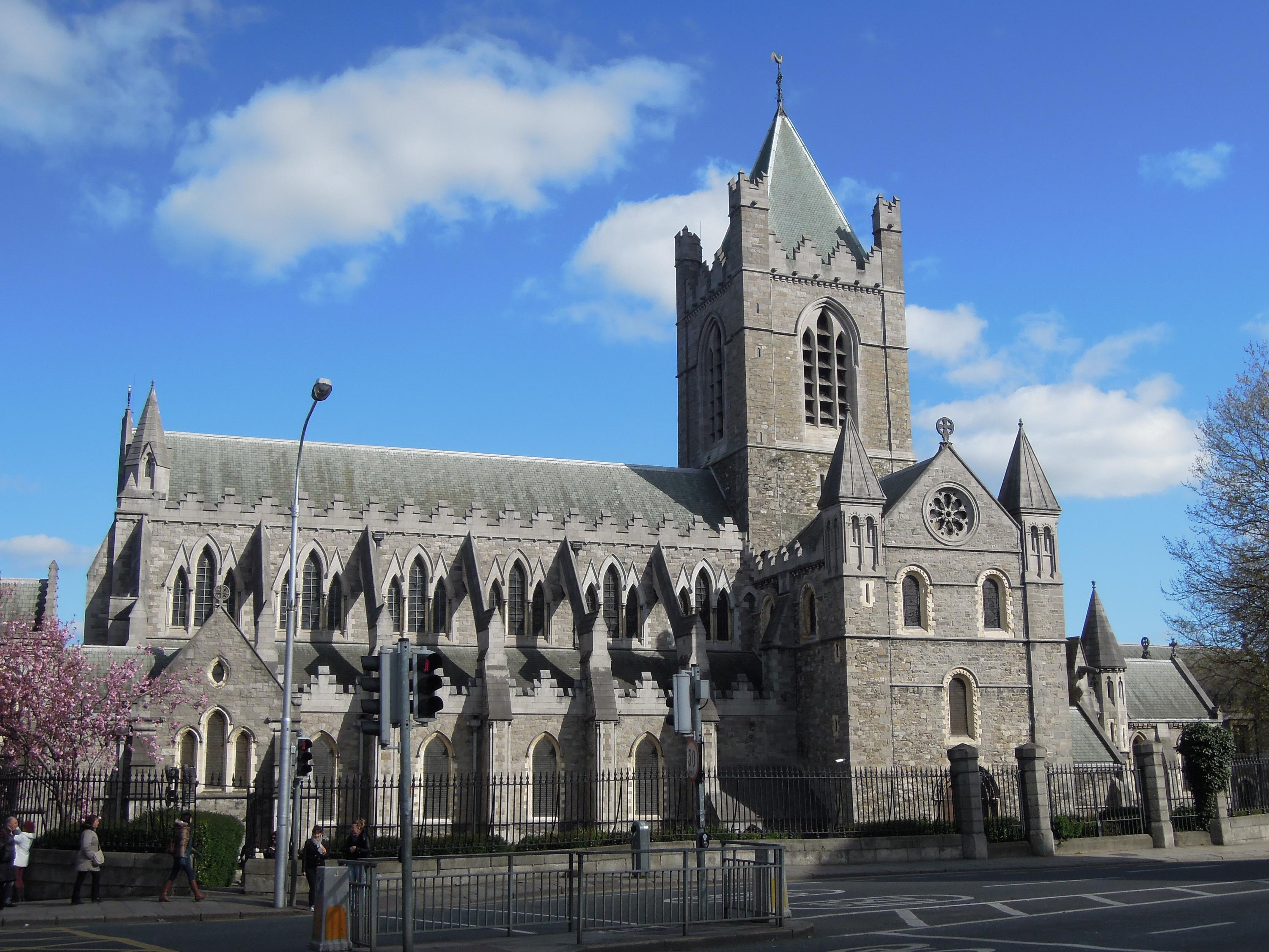 Images Of Stained Glass Windows At Christ Church Cathedral