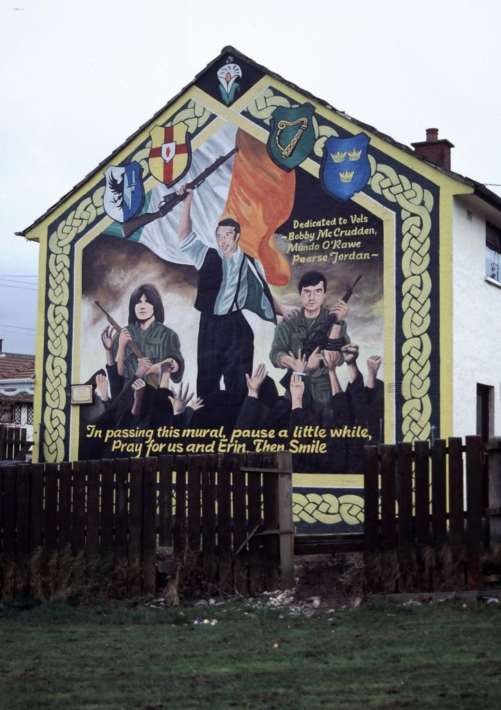 you are now entering free derry northern ireland 39 s wall