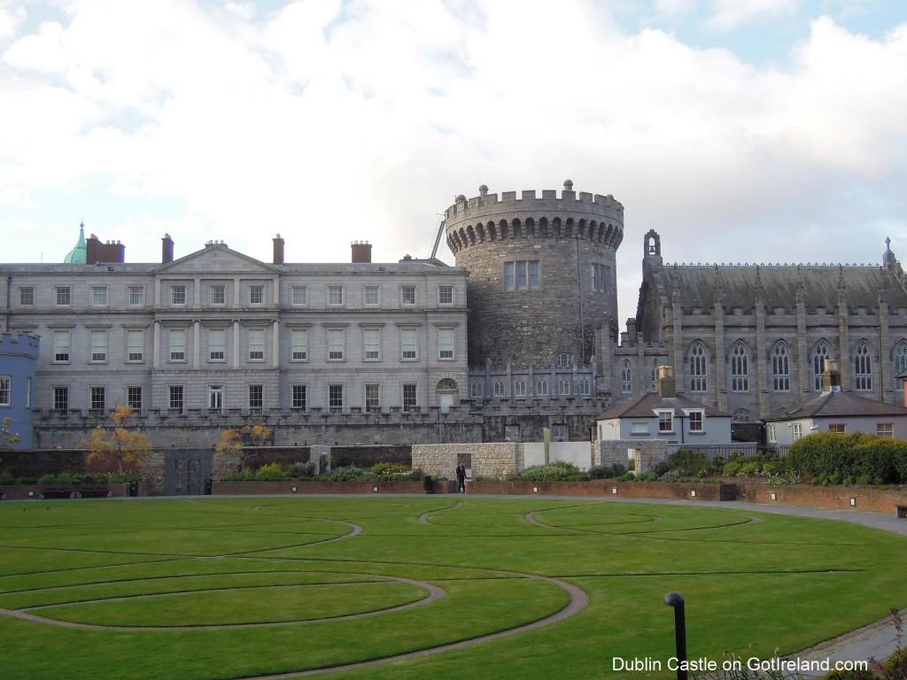 dublin castle at the very heart of irish history got