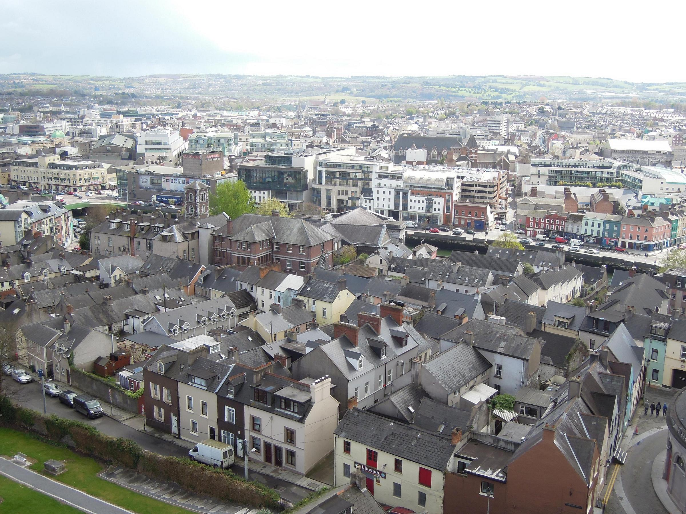 Cork City Historic Walking Tour