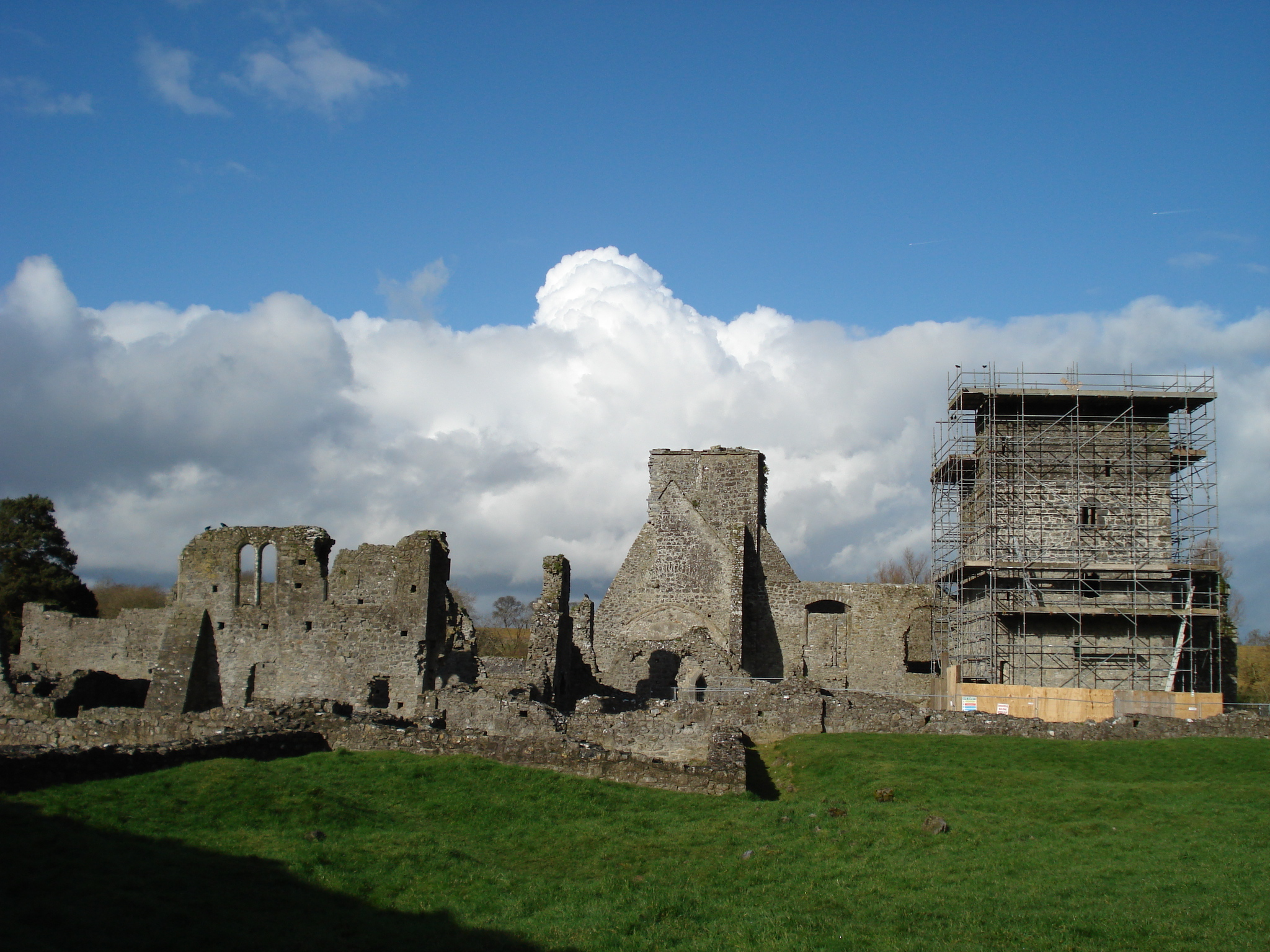 Kells Priory, County Kilkenny – photos and facts