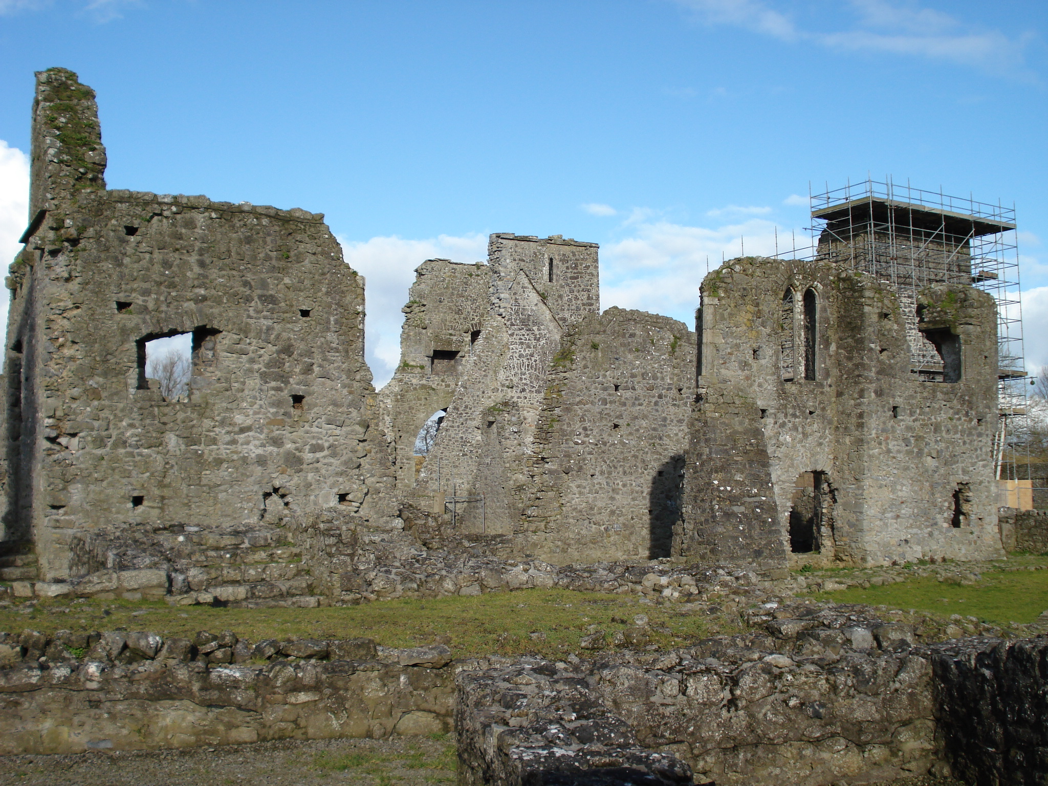 Kells Priory, Kilkenny – video footage
