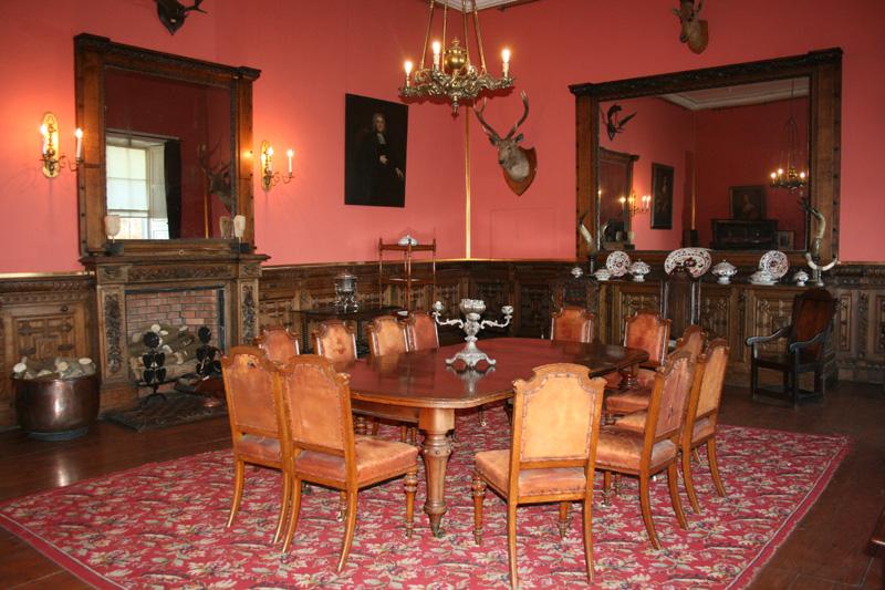 Ardgillan Castle Co Dublin An Eighteenth Century Irish