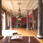 Library at Bantry House