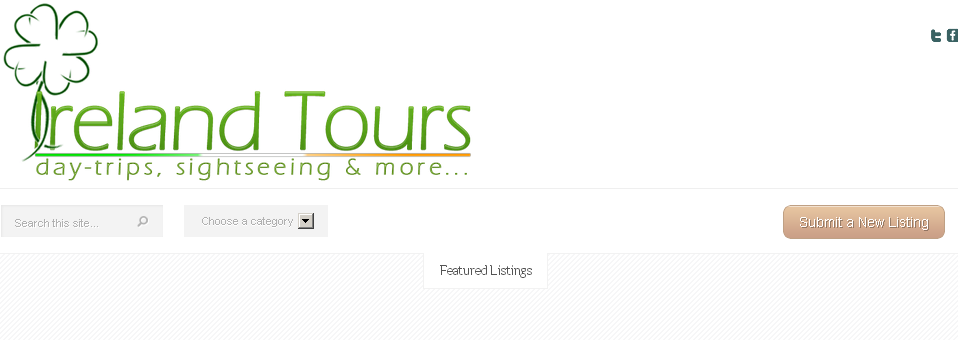 Irish Tour Operators – A New Place To Advertise Your Tour, Service, Museum, Walking Trail etc