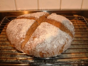 Irish Brown Bread Recipe