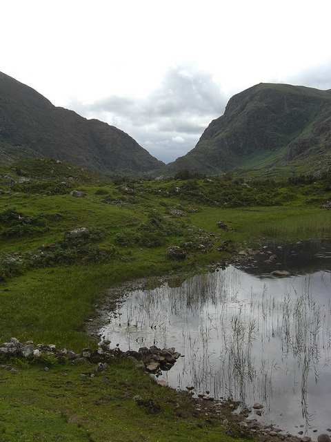 Gap of Dunloe, Killarney, visit killarney