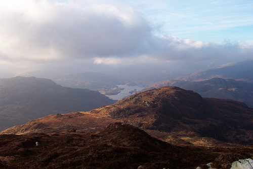 Torc Mountain View Killarney