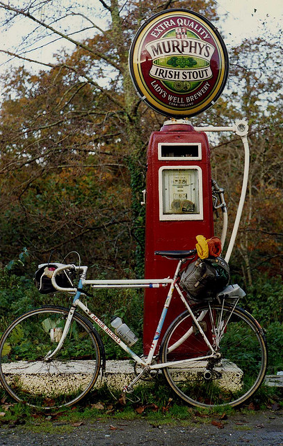Old Petrol Pump Ireland