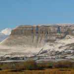 Snow Covered Ben Bulben