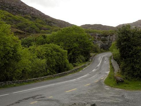 Irish County Road