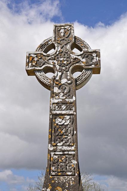 Kilmacduagh Celtic Cross
