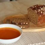 Butternut Squash Soup & Irish Soda Bread