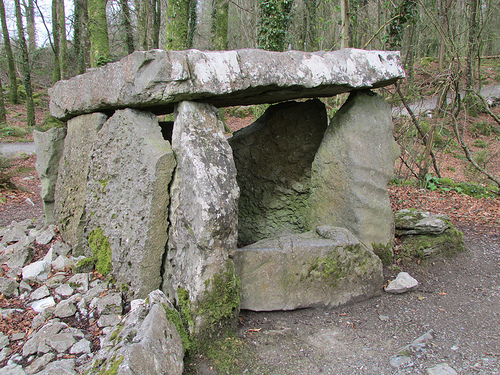 Craggaunowen Portal Tomb