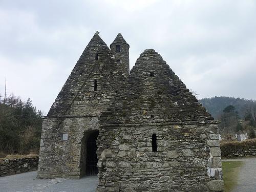St Kevins Glendalough