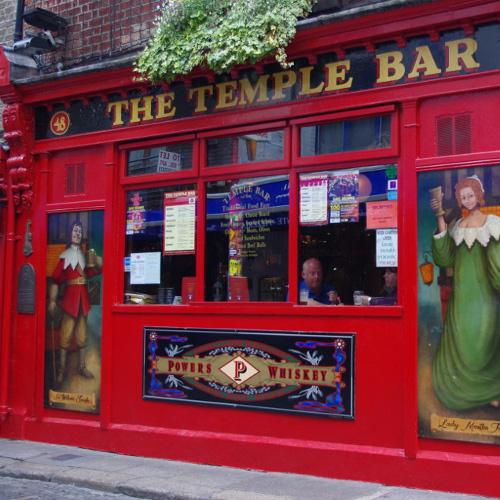 Ten top things to do in Dublin, as chosen by a Dubliner