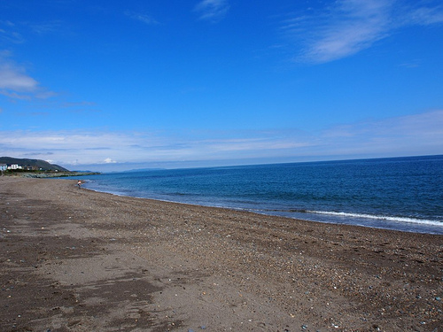 best beach towns in Ireland,greystones beach wicklow