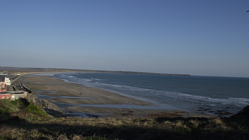 Tramore Beach, Waterford,