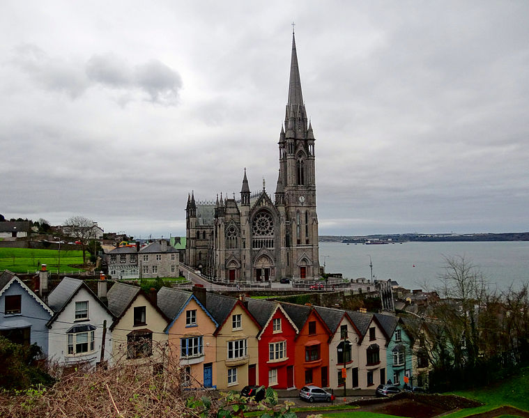 Cobh Cathedral, st colmans cobh,cork cathedral,things to do in cobh