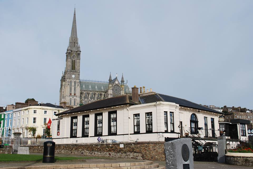 St Colmans, Cobh, Ireland travel experiences