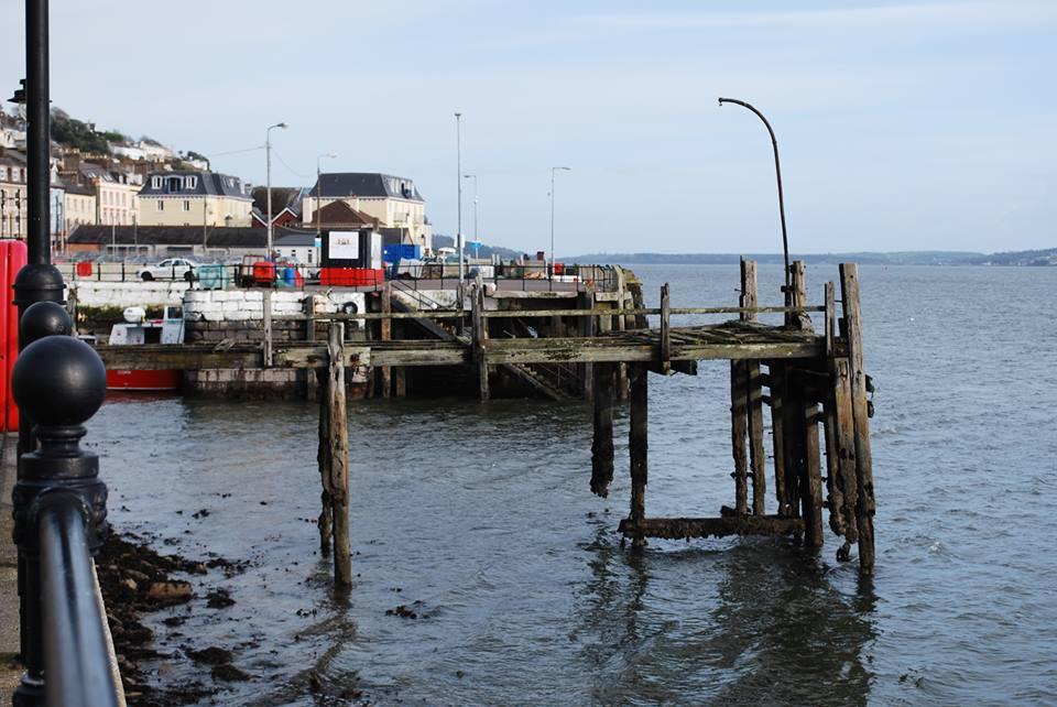 Titanic passenger pier, Cobh