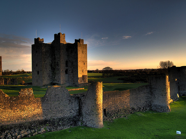 Trim Castle, Irish movie list