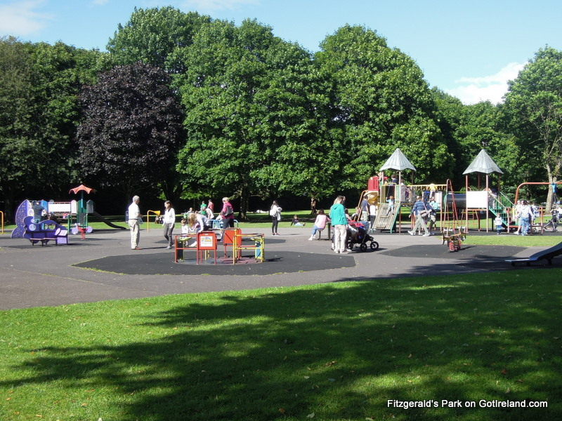 Fitzgeralds Park Kids Playground