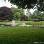 Fitzgeralds Park Pond