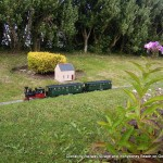 Model Train at Clonakilty Railway Village