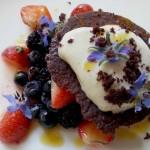 Step House Carlow, dessert