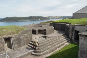 Battle re-enactments and more at Fort Camden, Cork