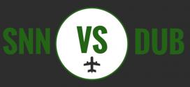 Shannon Airport vs. Dublin Airport
