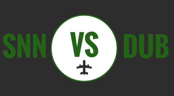 Shannon Airport vs. Dublin Airport